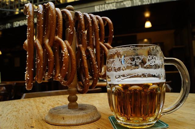 preclíky k pivu