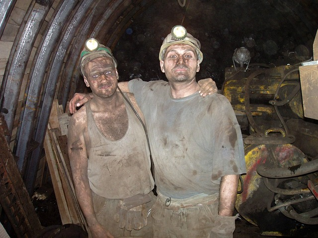 dva horníci