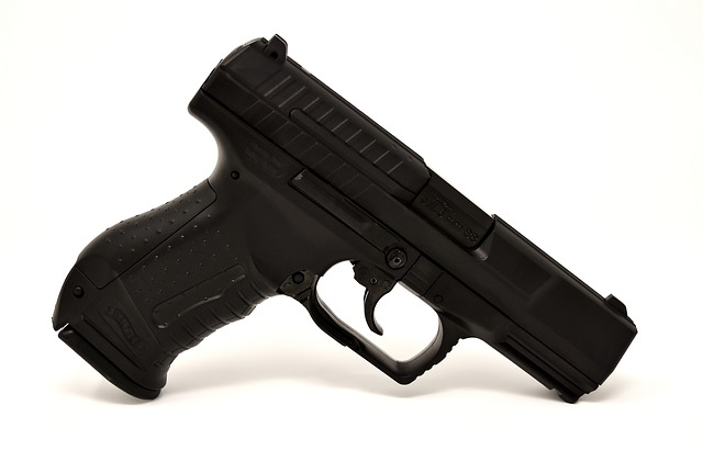 malá pistolka