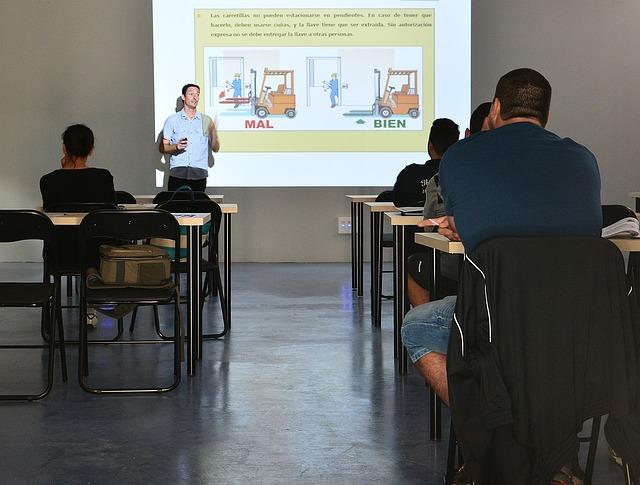 školení ve firmě